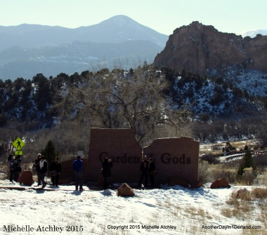Welcome To Garden of The Gods