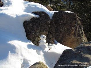Snowmen Up High