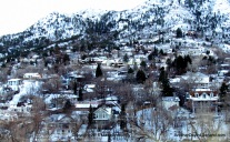 Houses of Manitou Springs