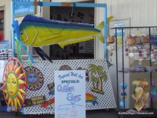 Big Fish Sign