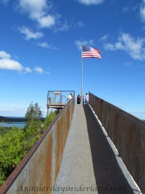 Walk-way to Viewing Platform