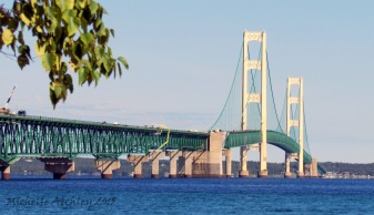 The Mighty Mackinac Bridge