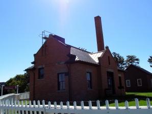 Fog Signal Building- Museum